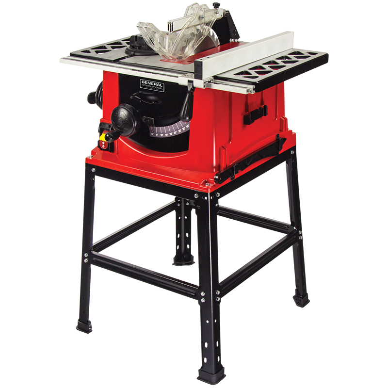 10 table saw with standts4001 general international for 10 table saw