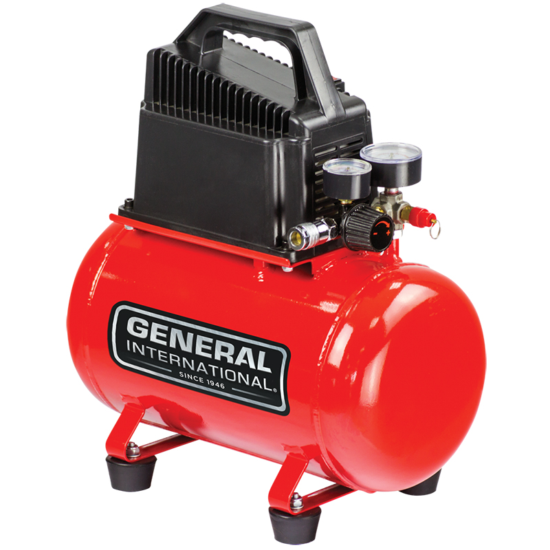General international power products air compressor3 for Air powered gear motor